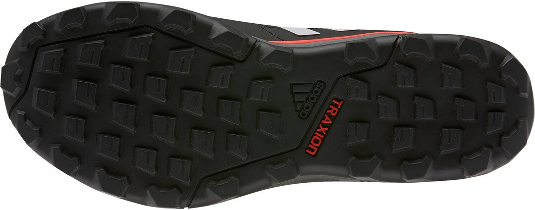 adidas TERREX Agravic TR Chaussures Homme, core blackgrey onesolar red